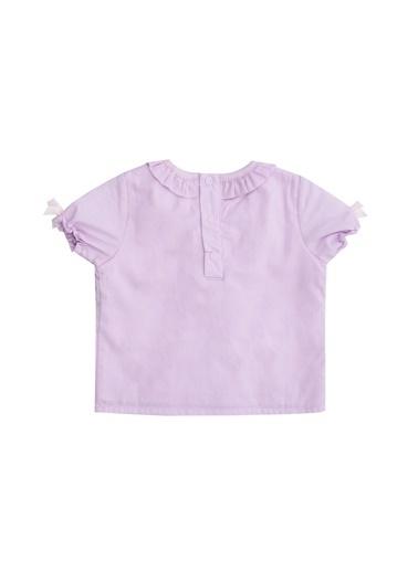 %100 Pamuk Bebek Bluz-Mammaramma